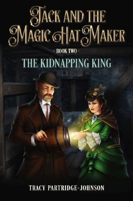 The Kidnapping King - Book Jacket